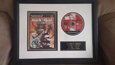 .hack//G.U.: Vol. 1: Rebirth Developer Plaque | Shaun Woo