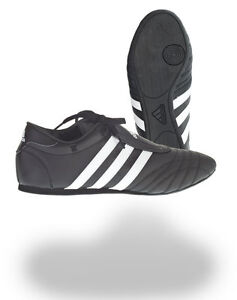 adidas Schuh SM II Sneaker schwarz Taekwondo - Mattenschuhe - Kampfrichter-Schuh