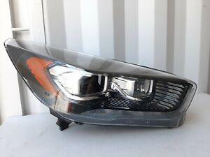 Original Ford Kuga 2 Facelift (16-19) Scheinwerfer Xenon Rechts Schwarz 13D154EC