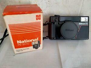 NIKON-CAMERA L35 AF 80s