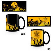 ETRANGE NOEL change d'aspect avec la chaleur tasse de thé café céramique