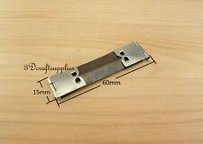6 cm metal frame internal Flex purse frame Flex frame Pinch Purse Frames K50