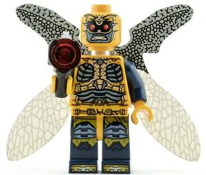 GENUINE Lego DC Super Heroes PARADEMON Minifigure split 76087 76085 Aquaman set