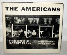 The AMERICANS Robert Frank Jack Kerouac HC DJ 1969 Aperture Film Frame Stills