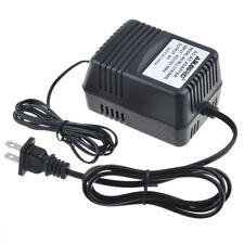 Ac to Ac Adapter for Boomerang Plus Phrase Sampler Looper Pedal 9Vac Power Cord