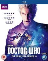 Doctor Who Serie 10 Blu-Ray Nuovo (BBCBD0406)