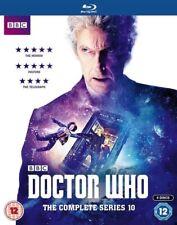 Doctor Who Series 10 Blu-RAY NEW BLU-RAY (BBCBD0406)