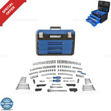 Mechanic Tools Automotive Professional Set (KOBALT 227-PCS) Ratchets Sockets Hex