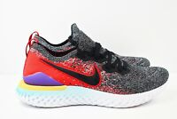 Nike Epic React Flyknit 2 Mens Size 10 Running Shoes BQ8928 007 Multicolor