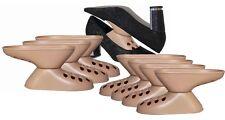 Shoe Stacker Space Saver Organizer, 8 Set Petite Shoe Stack Holders Size 2-6