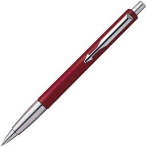 Pen Sphere Ballpoint Parker Vector Standard New Red Stainless Steel 2025453