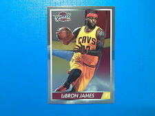 2015-16 Panini NBA Sticker Collection n. 88 Lebron James Cleveland Cavaliers