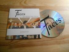 CD Pop Faces - Du redest im Schlaf (1 Song) Promo RHEINLUST REC cb