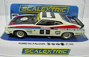 Scalextric C4197 1:32 Ford Falcon XC Coupe Allan Moffat Bathurst Slot Car
