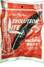 Evolution Lite DCC-658 Vacuum Cleaner Belts 01-3110-01