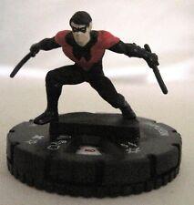 HEROCLIX Batman 205 NIGHTWING Gravity Feed figure