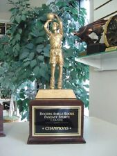 Fantasy Basketball 24 Year Perpetual Trophy New