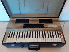 1970er Jahre Koffer Harmonium Harmona Typ 24-62 Klingenthal DDR Orgel Akkordeon