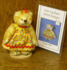DEB CANHAM Artist Designs GINGER BELLE, Hot Editions  NEW From Retail Store 3.75