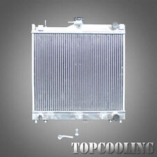 Fits SUZUKI JIMNY SN413 HARDTOP 1998-On AT/MT Aluminum Radiator + free cap