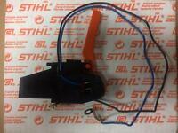 STIHL fs56rc fc56 fs40  fs56r HT56c KM56rc stop switch throttle safety  NEW OEM