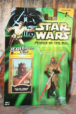 Darth Maul Sith Apprentice Star Wars Power Of The Jedi 2001 Box