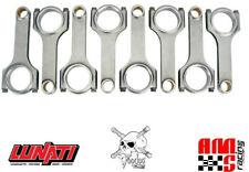 "Lunati Voodoo 70361251-8 6.125"" 4340 Forged Hbeam Rods - Chevrolet Gen III IV LS"