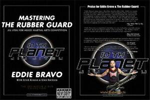 Mastering the Rubber Guard 3 DVD Set with Eddie Bravo BJJ MMA Jiu-Jitsu