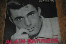 "ALAIN BARRIERE ""Attends"" SINGLE 7"" VINYL / RCA RECORDS - 46.048 / 1964"