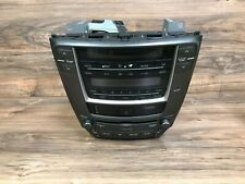 Lexus Oem Is250 Is350 Front Cd Player Headunit Radio Climate Control 2006-2009