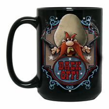 Looney Tunes Yosemite Sam Back Off Comedy Coffee Mug Tea Cup