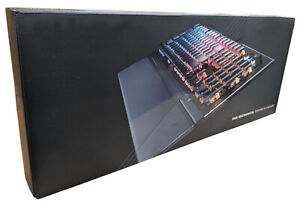 Full-Size Programmable RGB Mechanical PC Gaming Keyboard - Rapid Linear Switches