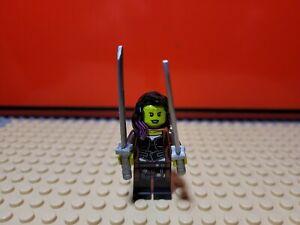 Lego Marvel Super Heroes Gamora Minifigure 76107 Avengers Infinity War