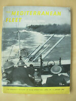 THE MEDITERRANEAN FLEET WWII HMSO BOOKLET WW2 GREECE TO TRIPOLI NAVY OPERATIONS