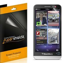 6X Supershieldz HD Clear Screen Protector Shield Guard Saver For Blackberry Z30