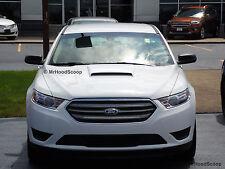 Hood Scoop For Ford Taurus 2013-2017 By MRHoodScoop UNPAINTED HS003