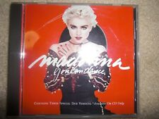 You Can Dance by Madonna cd holiday everybody into the groove + more