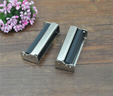 1 X 70MM Portable Metal Handroll Cigarette Tobacco Rolling Machine Roller Paper