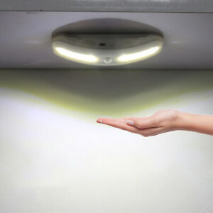 1W USB Rechargeable COB LED Light Motion Sensing Night Light for Bathroom