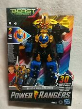 Power Rangers Beast Morpher Beast-x King Ultrazord (New )