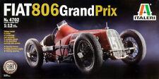 1927 Fiat 806 Grand Prix 406 Spinto Corsa 1:12 Model Kit Bausatz Italeri 4702