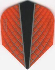 Orange Harrows QUANTUM-X Dart Flights: 3 per set