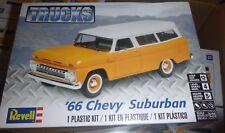 Revell 1966 Chevy Suburban 1/25 Model Car Mountain KIT FS in stock!