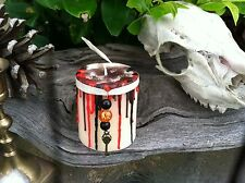 BLESSING & CLEANSING CANDLE POSITIVE ENERGY Free Protection Spell Skeleton Key