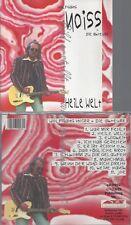 CD--NOISS WOLFGANG & AKTEURE--HEILE WELT