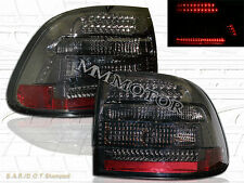 2003-2006 PORSCHE CAYENNE S/ TURBO SMOKE LENS L.E.D. TAIL LIGHTS 03 04 05 06