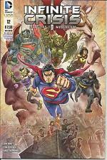Infinite Crisis N° 12 - DC Universe Presenta 42 - RW Lion - ITALIANO - NUOVO