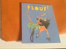 Plouf Philippe Corentin Livre Souple Petit Format