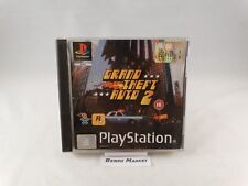 GTA GRAND THEFT AUTO 2 PLAYSTATION 1 2 3 ONE PS1 PS2 PS3 PSX PAL EUR ORIGINALE