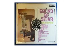 CHIM KOTHARI * SOUND OF SITAR * VINYL LP DERAM DML 1002 PLAYS GREAT